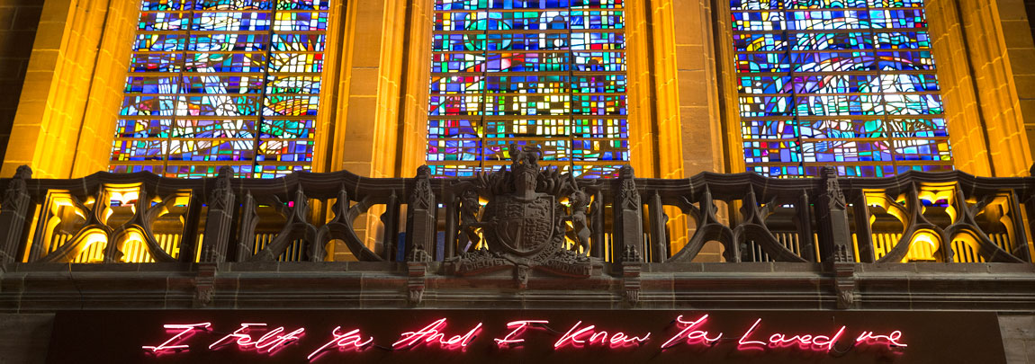 liverpool cathedral tracey emin